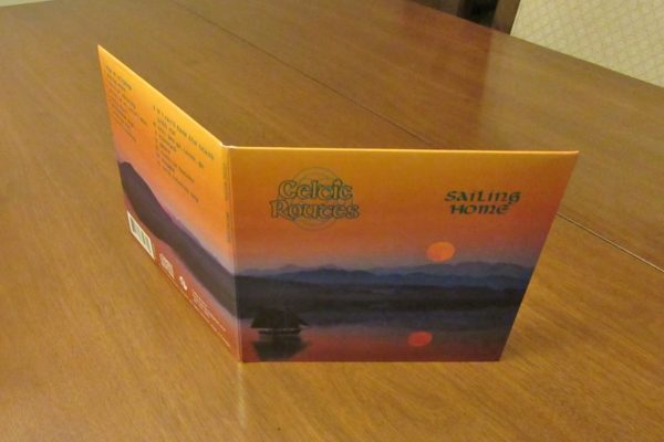 Recently Completed: Celtic Routes Album Packaging