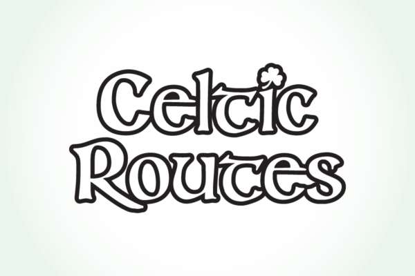 Recently Completed: Celtic Routes Logo Design