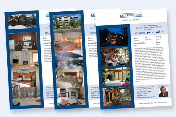 Recently Completed: Kellison Group Listing Infographics