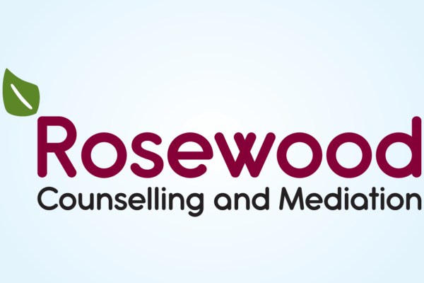 Recently Completed: Rosewood Counselling and Mediation Logo