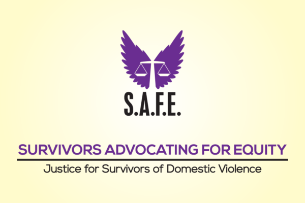 Recently Completed: Survivors Advocating For Equity and Beaters Behind Bars Logo Designs