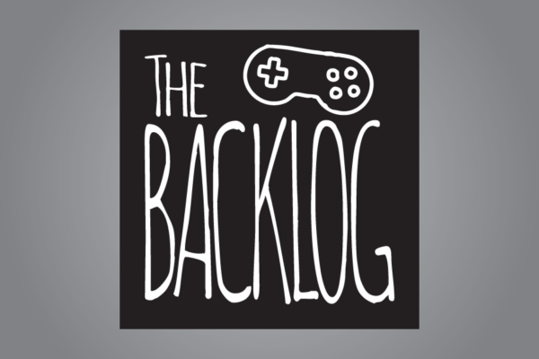 Recently Completed: The Backlog Podcast Logo, Podcast Artwork, and Website