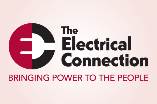 Recently Completed: The Electrical Connection Logo and Business Card