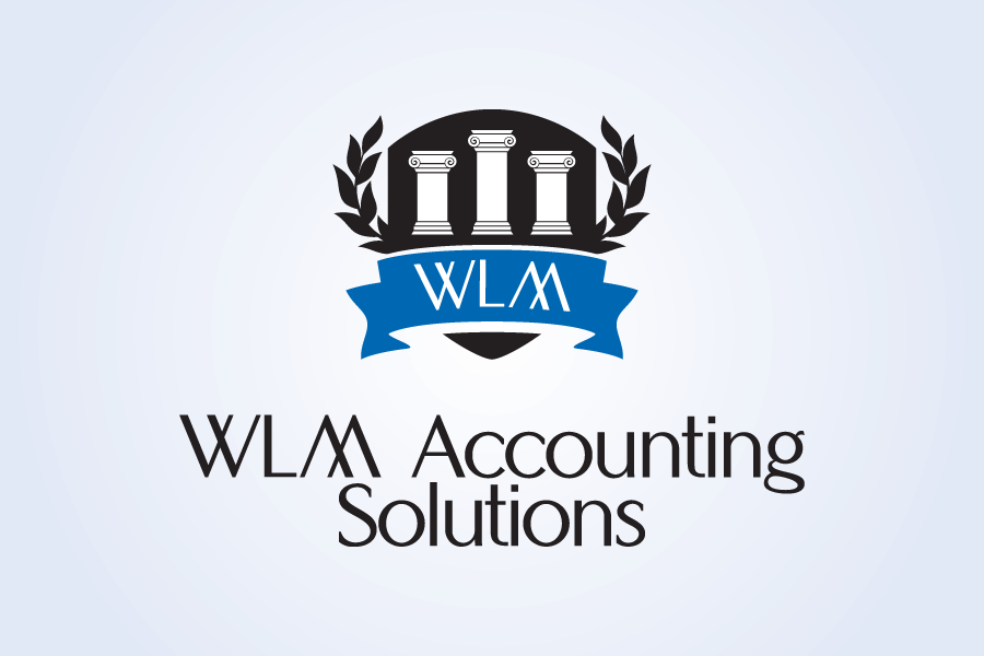 Recently Completed: WLM Accounting Logo and Business Card | Electris ...