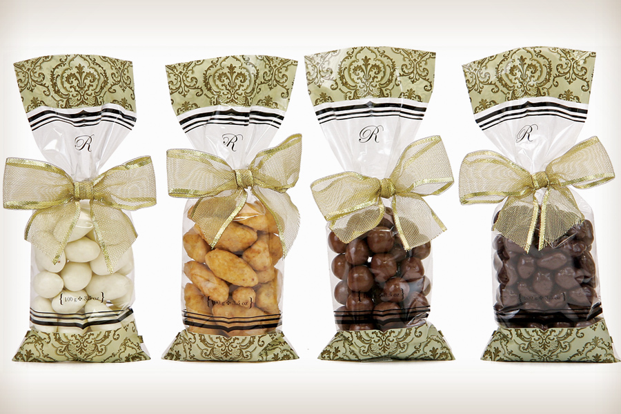 Rococo Fine Foods snackers packaging