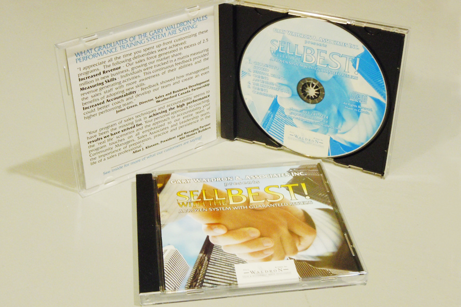 Waldron cd