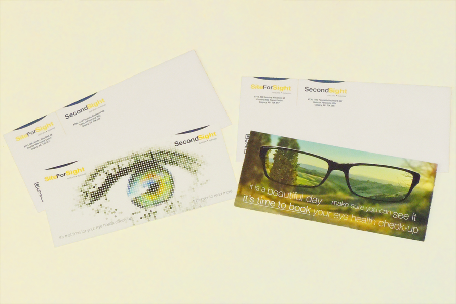 Site for Sight recall cards
