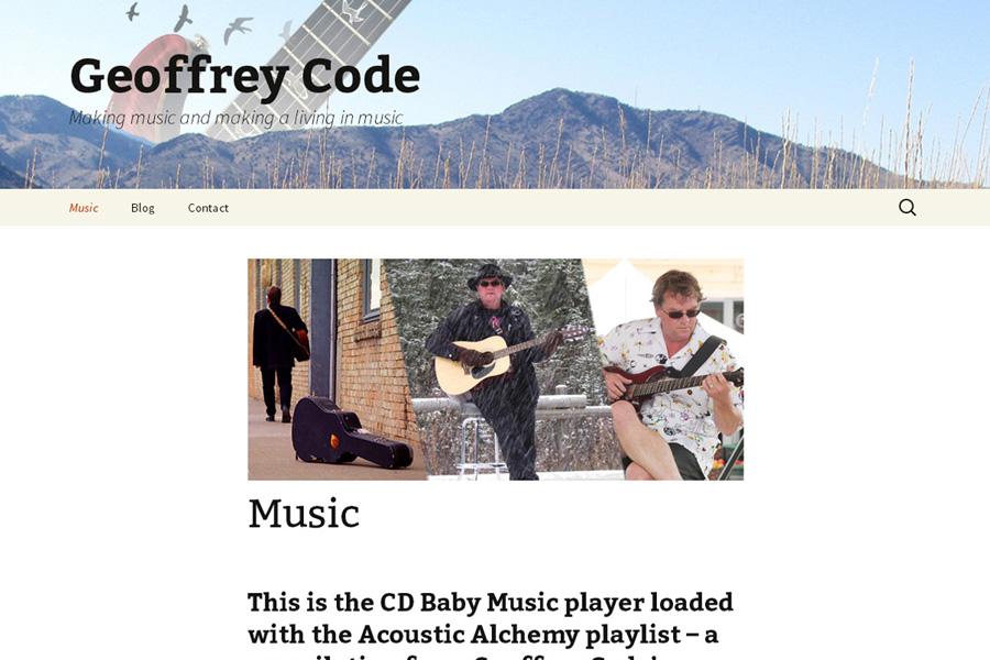 Geoffrey Code