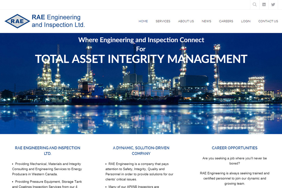 RAE Engineering and Inspection
